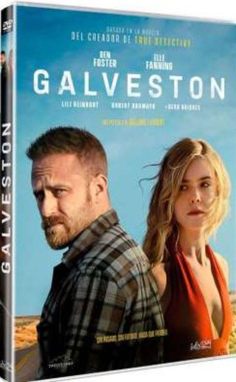 GALVESTON (DVD) * BEN FOSTER, ELLE FANNING