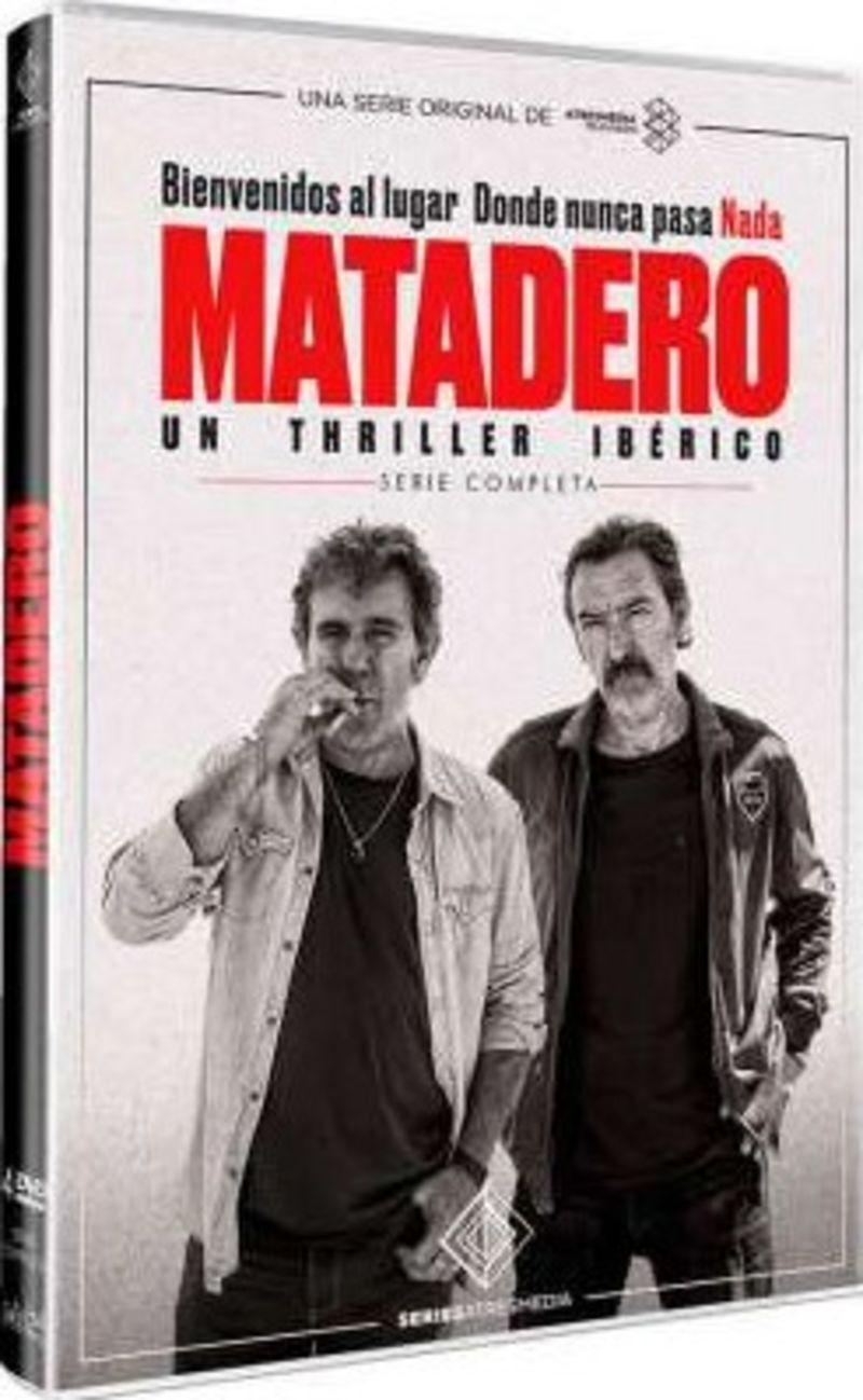 MATADERO, SERIE COMPLETA (4 DVD) * PEPE VIYUELA, CARMEN RUIZ