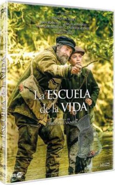 LA ESCUELA DE LA VIDA (DVD) * FRANCOIS CLUZET, JEAN SCANDEL