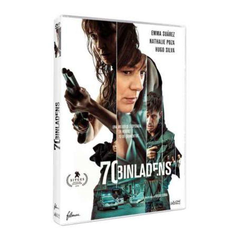 70 BINLADENS (DVD) * EMMA SUAREZ, NATHALIE POZA