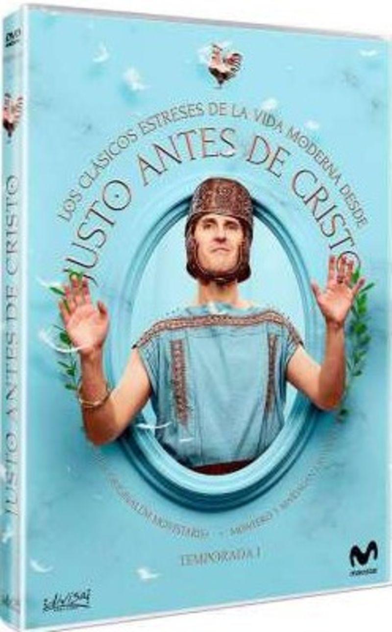 JUSTO ANTES DE CRISTO (DVD) * JULIAN LOPEZ, XOSE TOURIÑAN