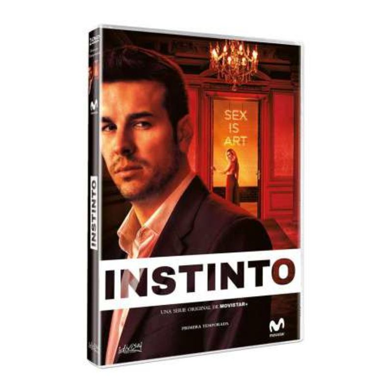 INSTINTO, TEMPORADA 1 (2 DVD) * MARIO CASAS, INGRID GARCIA JONSSON