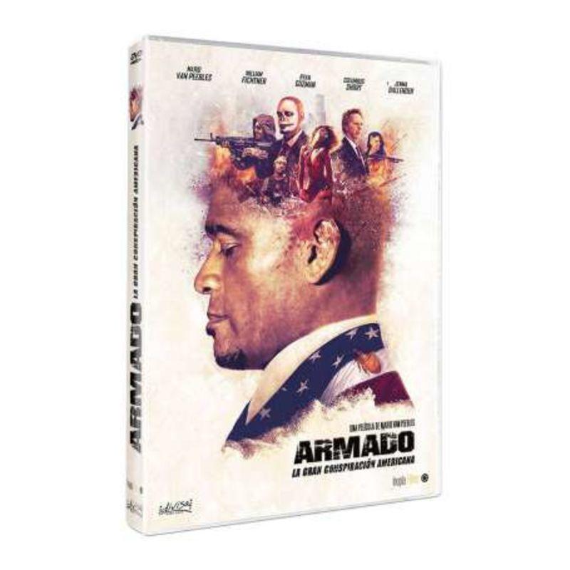 ARMADO, LA GRAN CONSPIRACION AMERICADA (DVD) , RY
