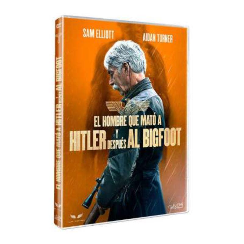 EL HOMBRE QUE MATO A HITLER Y DESPUES AL BIGFOOT (DVD) * SAM ELLIOTT
