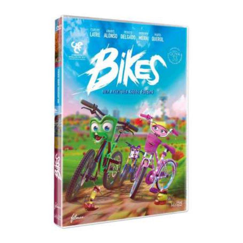 BIKES, UNA AVENTURA SOBRE RUEDAS (DVD)