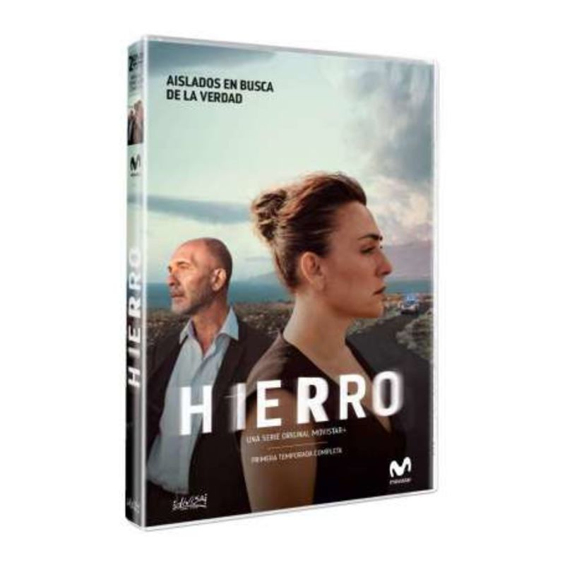 HIERRO (2 DVD) * CANDELA PEÑA, DARIO GRANDINETTI