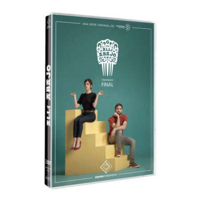 ALLI ABAJO, TEMPORADA FINAL (3 DVD) * MARIA LEON, JON PLAZAOLA