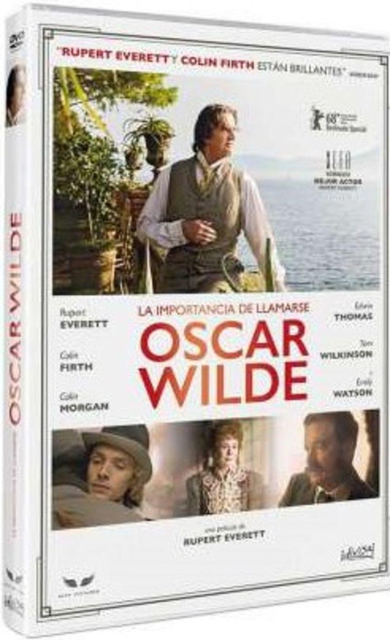 LA IMPORTANCIA DE LLAMARSE OSCAR WILDE (DVD) , COLIN