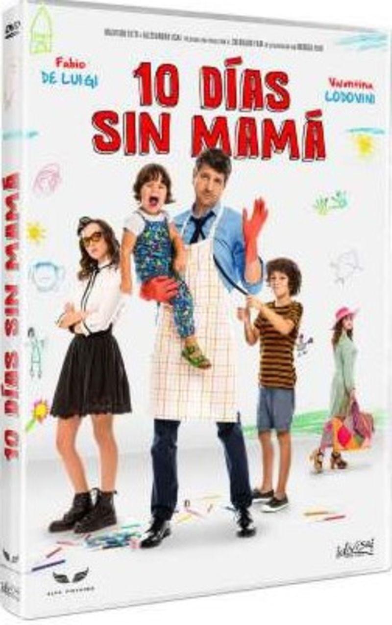 10 DIAS SIN MAMA (DVD) * FABIO DE LUIGI, VALENTINA LODOVINI