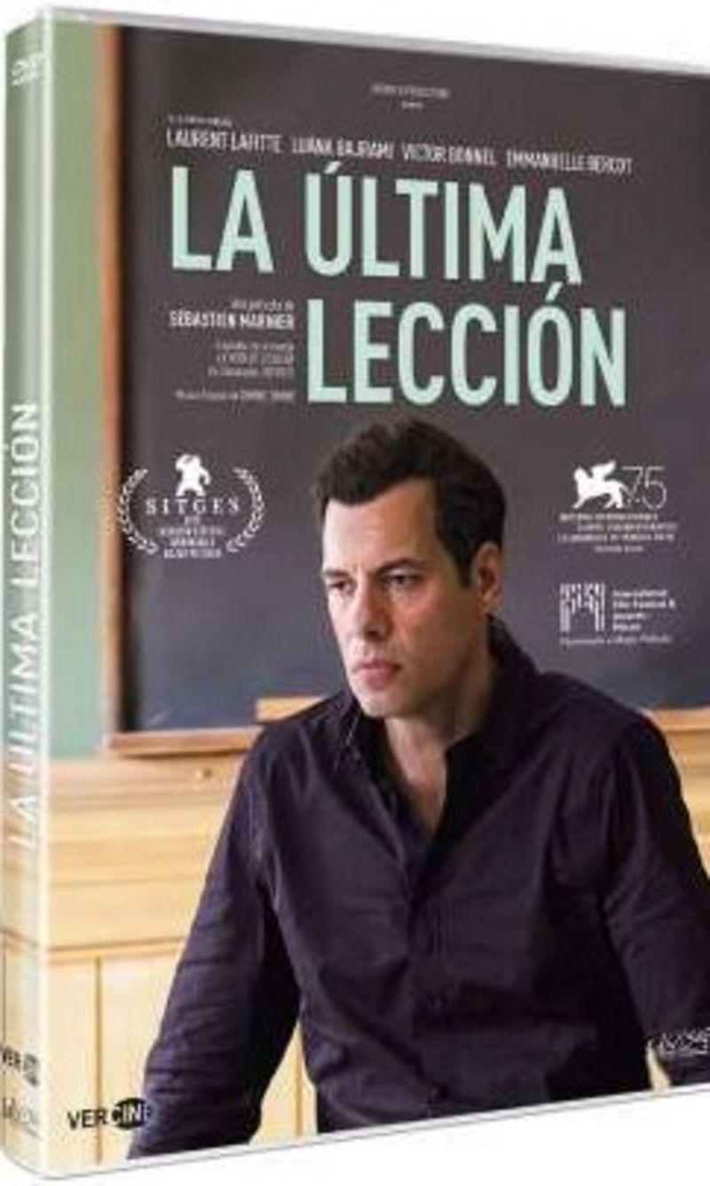 LA ULTIMA LECCION (DVD) * LAURENT LAFITTE, LUANA BAJRAMI