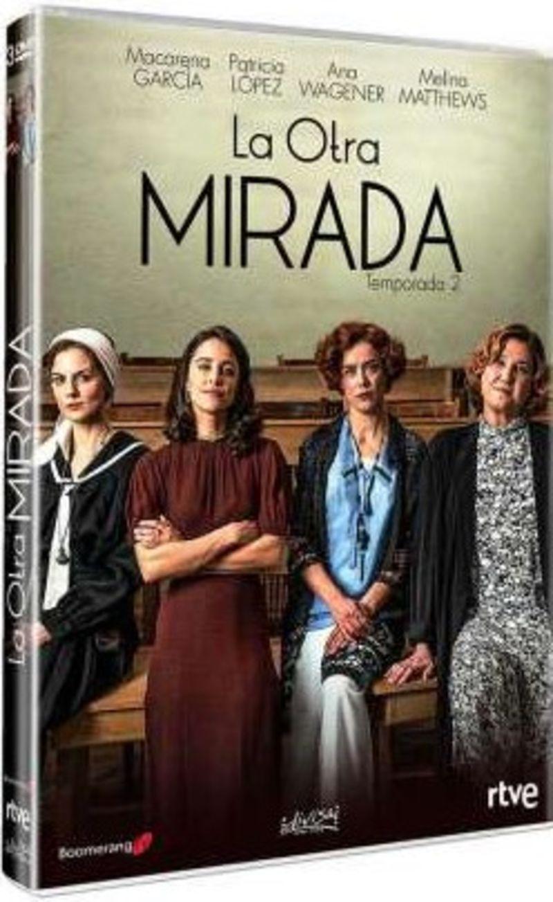 LA OTRA MIRADA, TEMPORADA 2 (2 DVD) * MACARENA GARCIA, PATRICIA LOPEZ