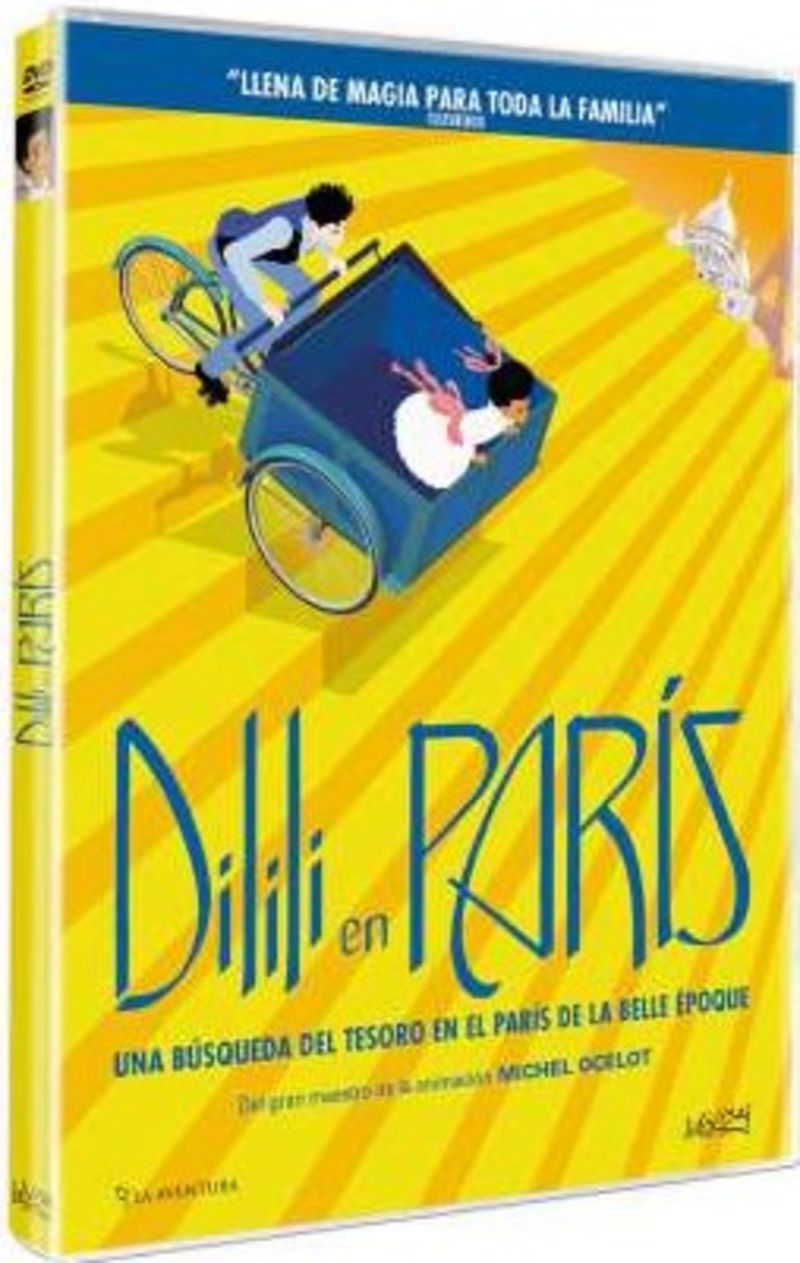 DILILI EN PARIS (DVD)