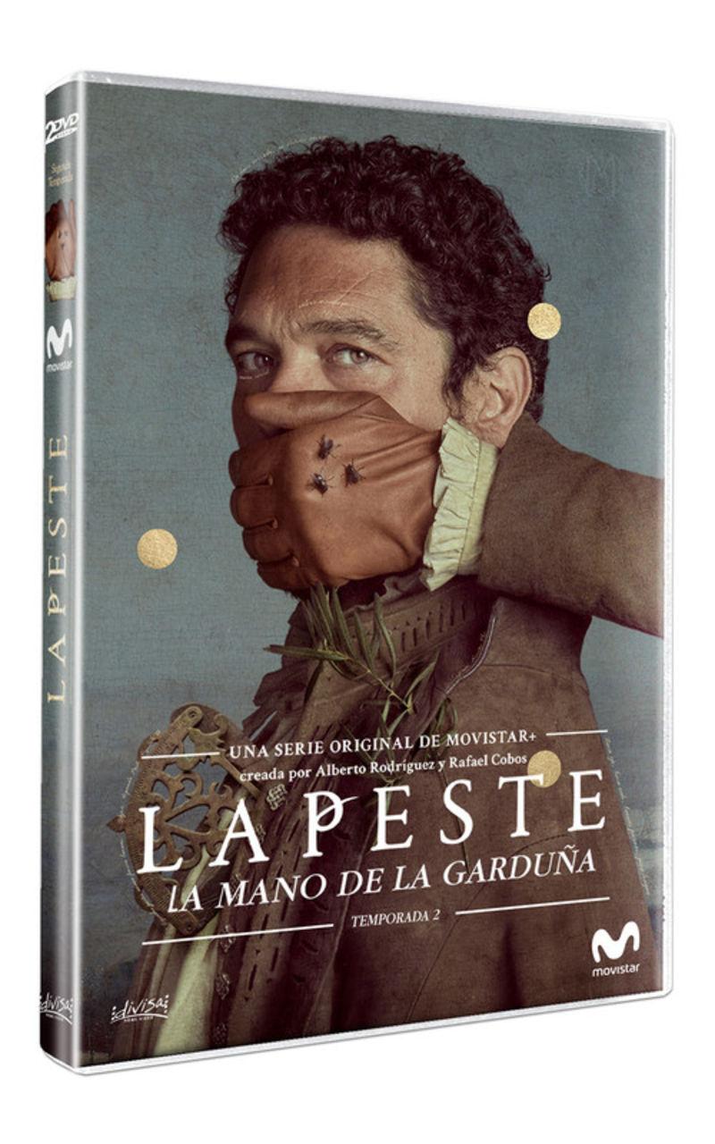 la peste, temporada 2 (dvd) - Alberto Rodriguez