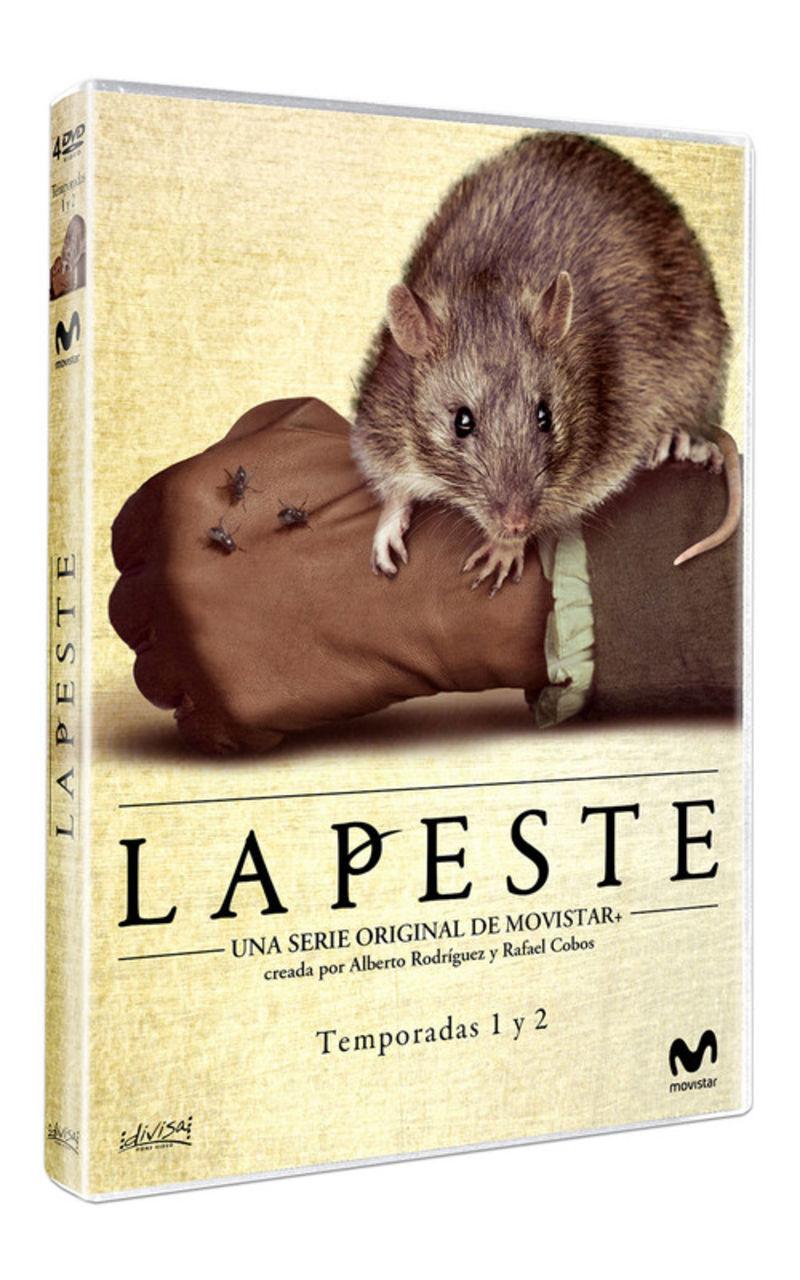 LA PESTE, TEMPORADA 1 Y 2 (5 DVD)