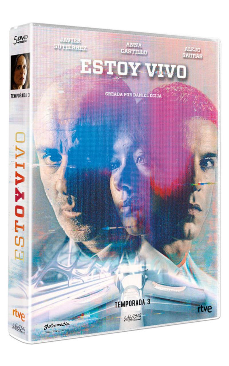 ESTOY VIVO, TEMPORADA 3 (5 DVD)