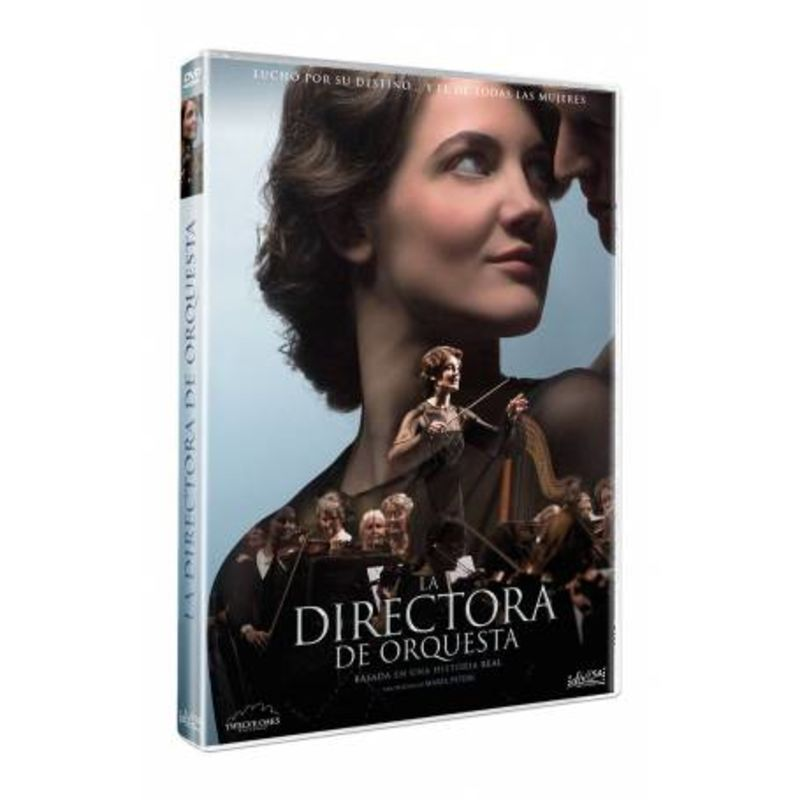 LA DIRECTORA DE ORQUESTA (DVD) * CHRISTANNE DE BRUJIN