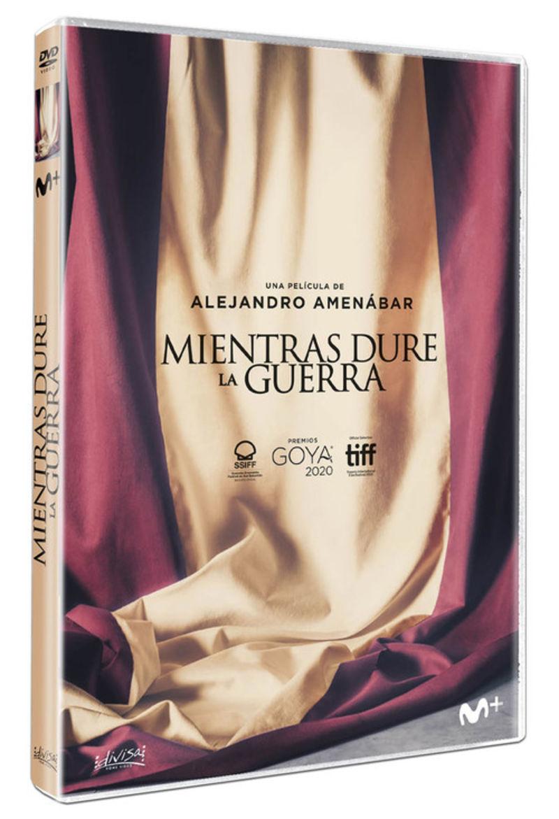 MIENTRAS DURE LA GUERRA (DVD) * KARRA ELEJALDE / SANTI PREGO