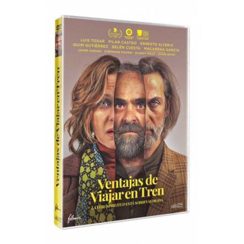 VENTAJAS DE VIAJAR EN TREN (DVD) * LUIS TOSAR
