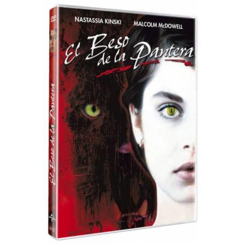 EL BESO DE LA PANTERA (DVD) * NASTASSJA KINSKI