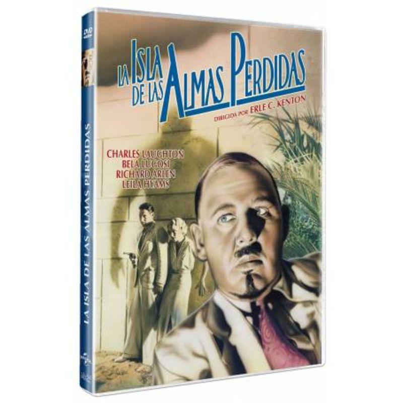 LA ISLA DE LAS ALMAS PERDIDAS (DVD)