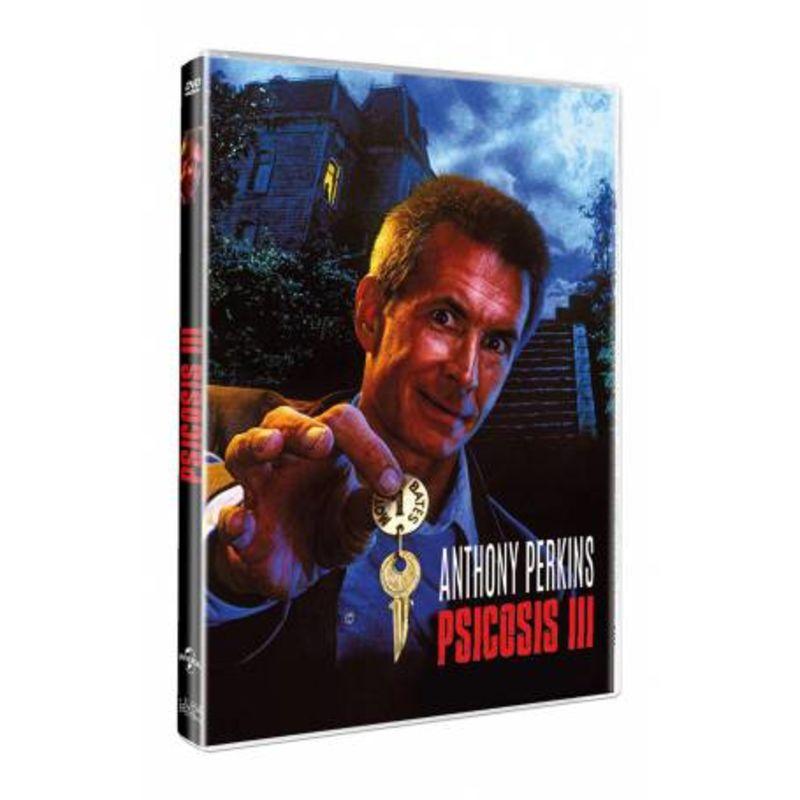 PSICOSIS III (DVD)