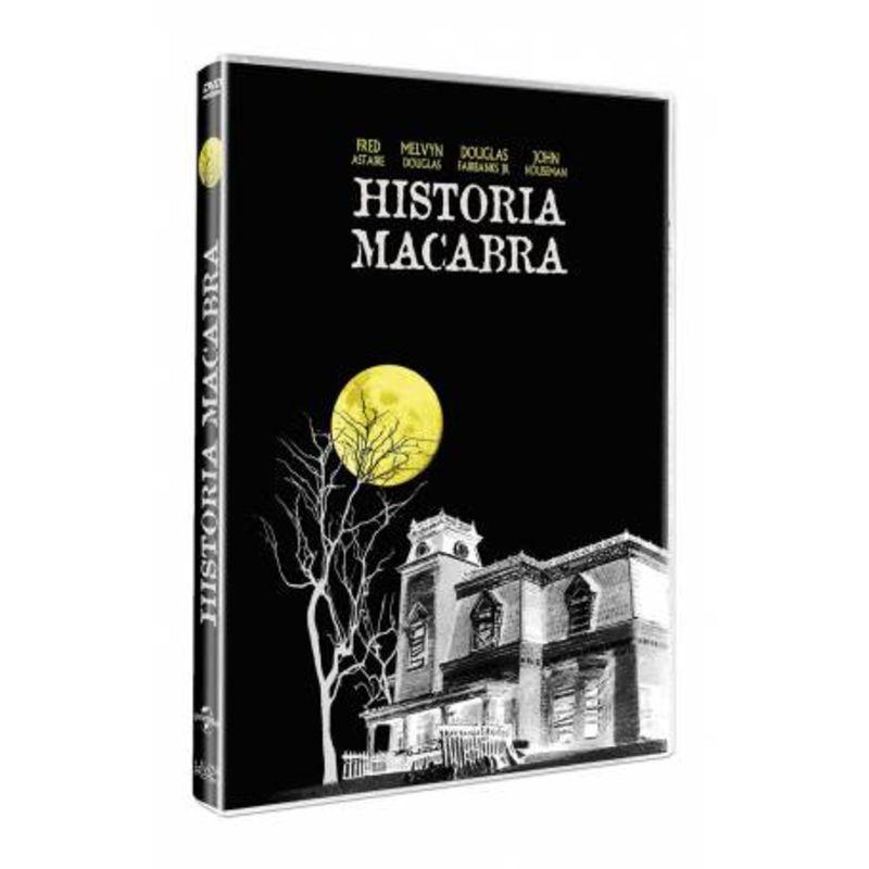 HISTORIA MACABRA (DVD) * FRED ASTAIRE