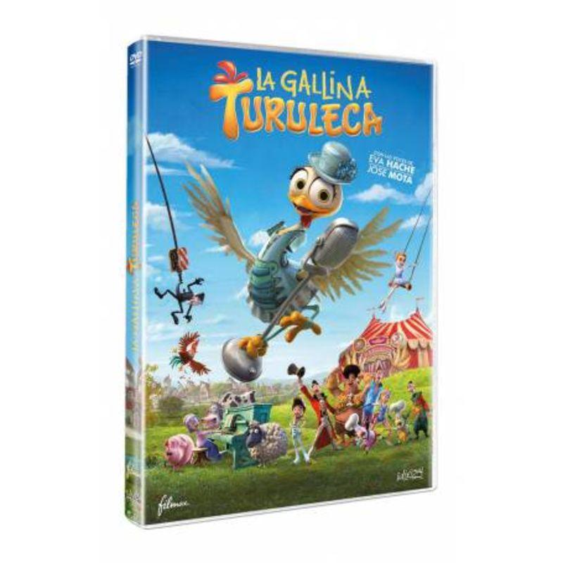 LA GALLINA TURULECA (DVD)