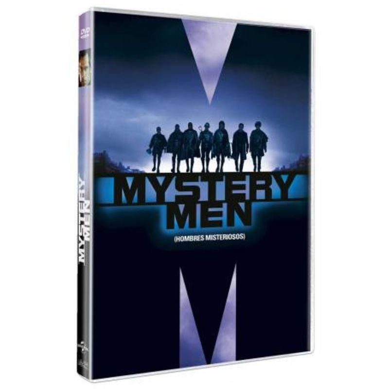 MYSTERY MEN (HOMBRES MISTERIOSOS) (DVD) * BEN STILLER