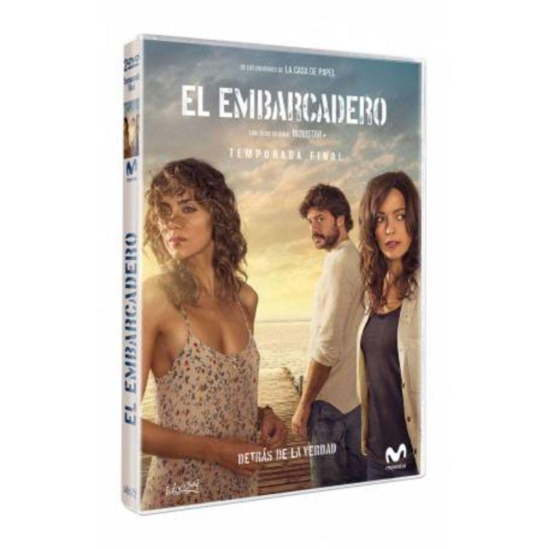 EL EMBARCADERO, TEMPORADA FINAL (DVD) * VERONICA SANCHEZ