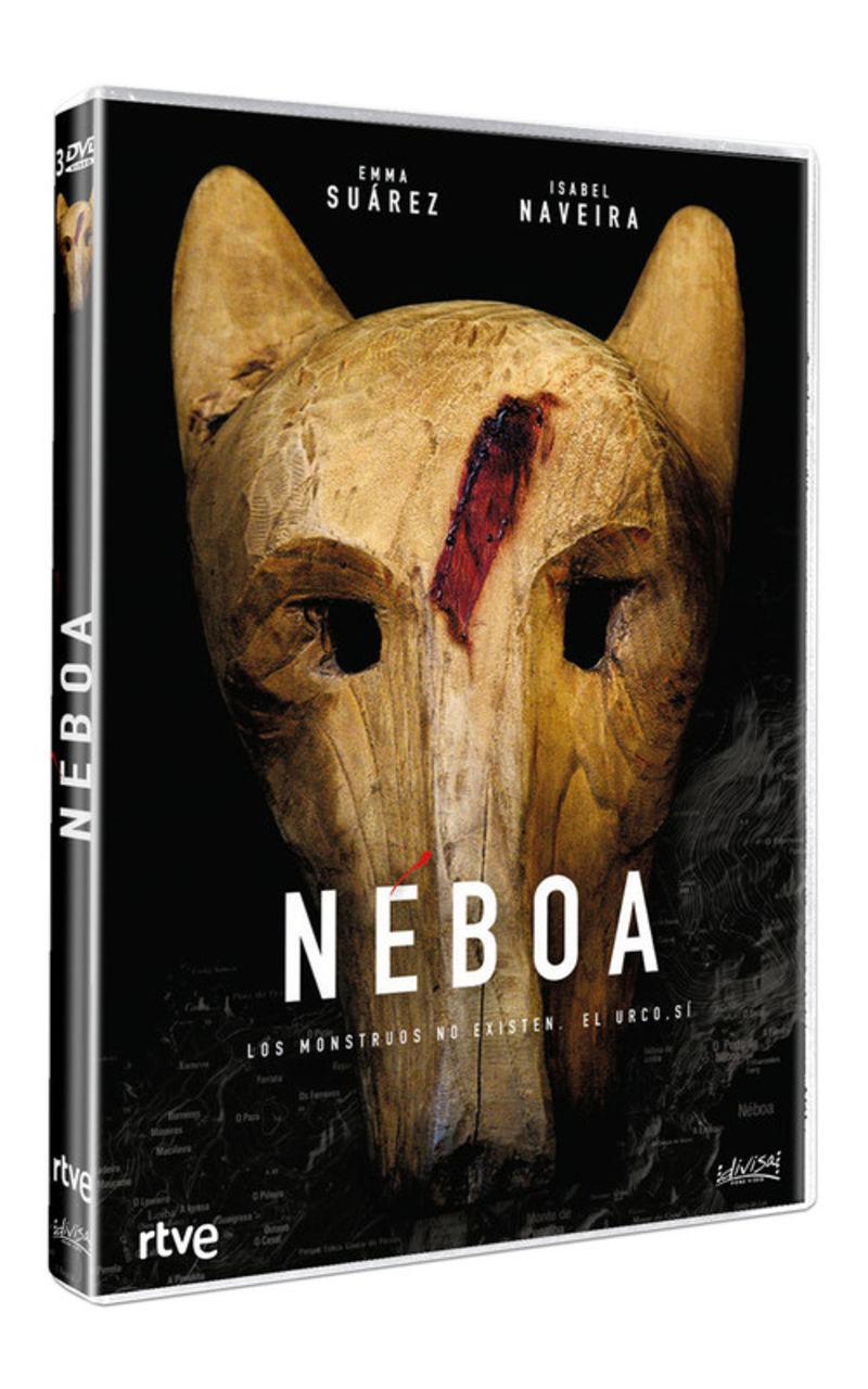 neboa, temporada completa (3 dvd) - Xose Morais