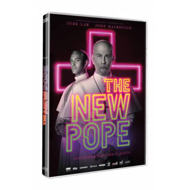 THE NEW POPE (2 DVD)