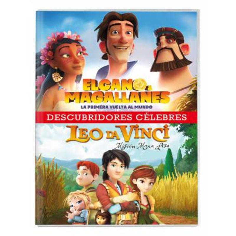 DESCUBRIDORES CELEBRES (2 DVD)