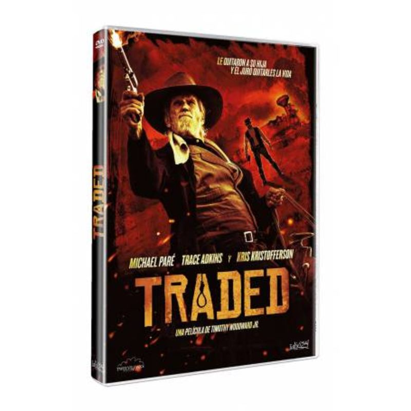 TRADED (DVD) * KRIS KRISTOFFERSON