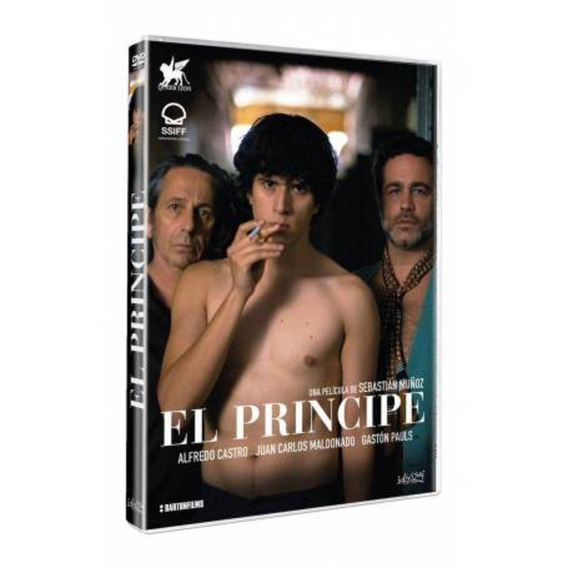 EL PRINCIPE (DVD) * JUAN CARLOS MALDONADO