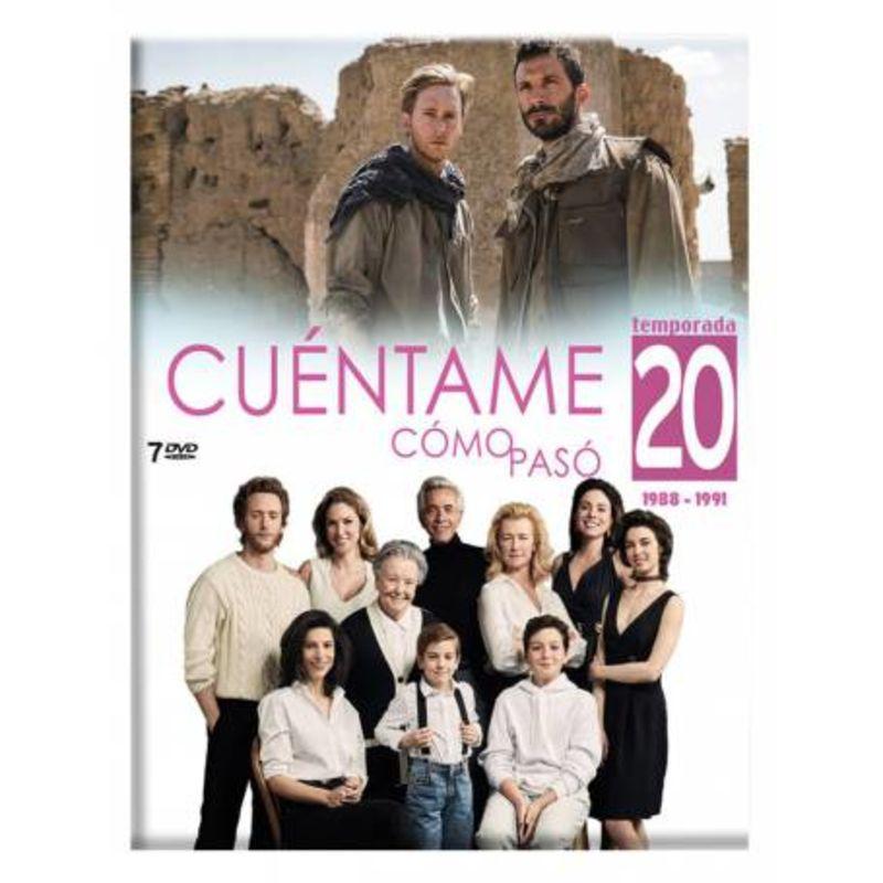 CUENTAME COMO PASO. TEMPORADA 20 (7 DVD)
