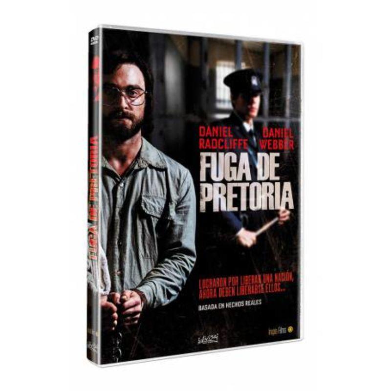 FUGA DE PRETORIA (DVD) * IAN HART