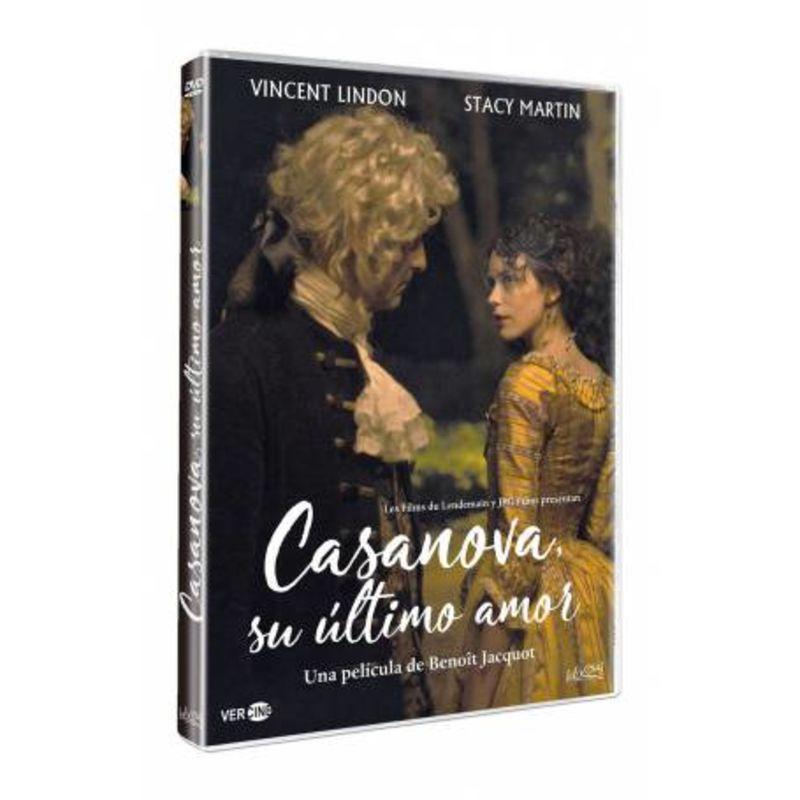 CASANOVA, SU ULTIMO AMOR (DVD) * VINCENT LINDON