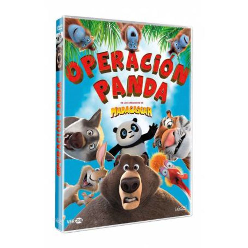 OPERACION PANDA (DVD)