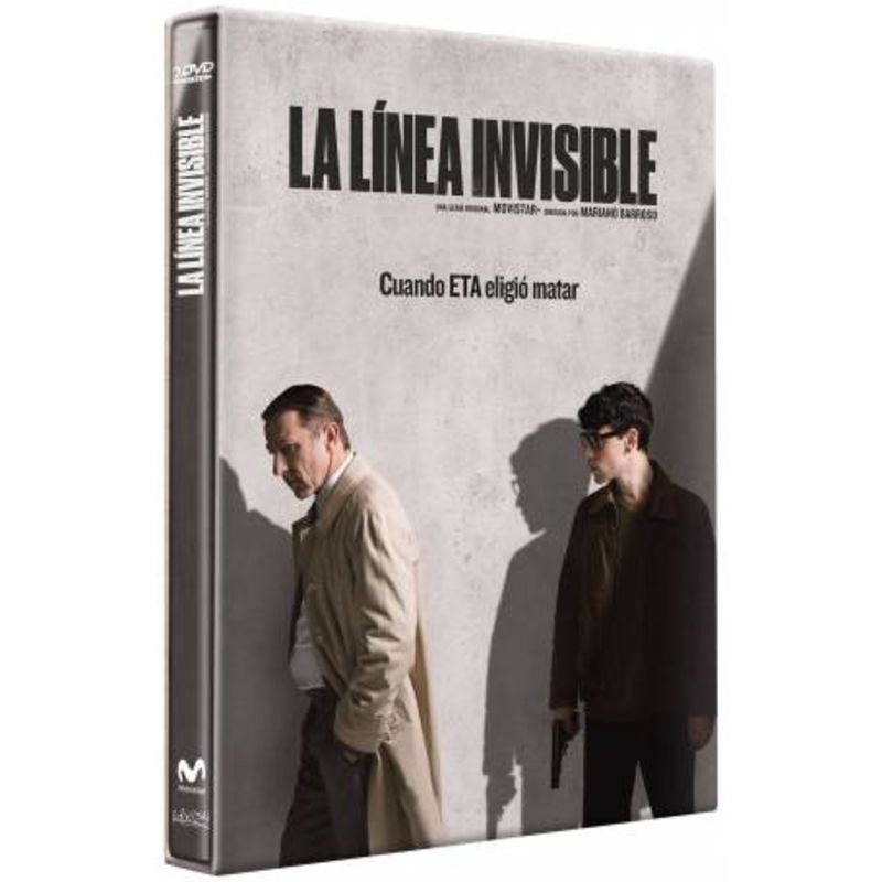 LA LINEA INVISIBLE (2 DVD) * ALEX MONNER