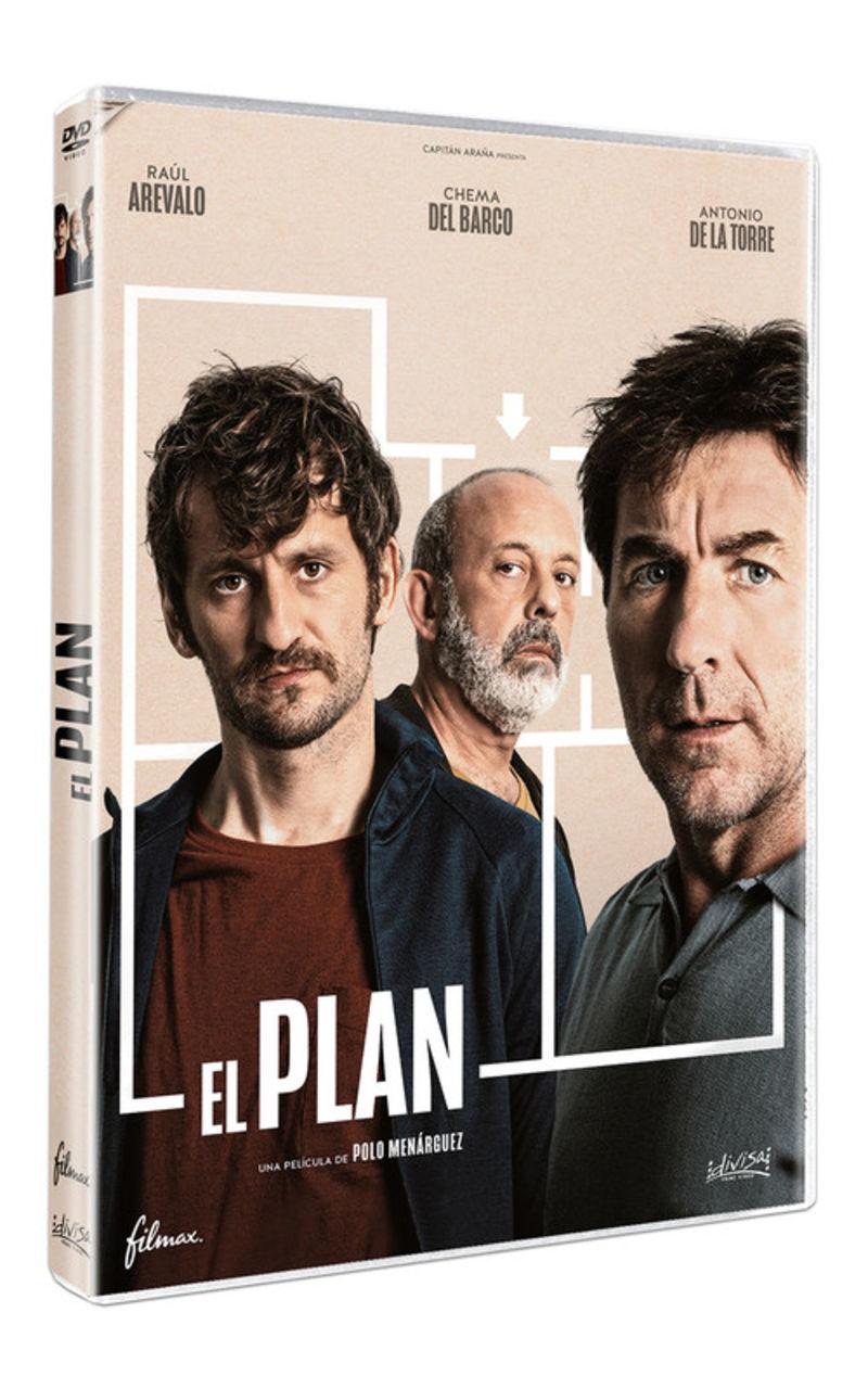 EL PLAN (DVD) * RAUL AREVALO