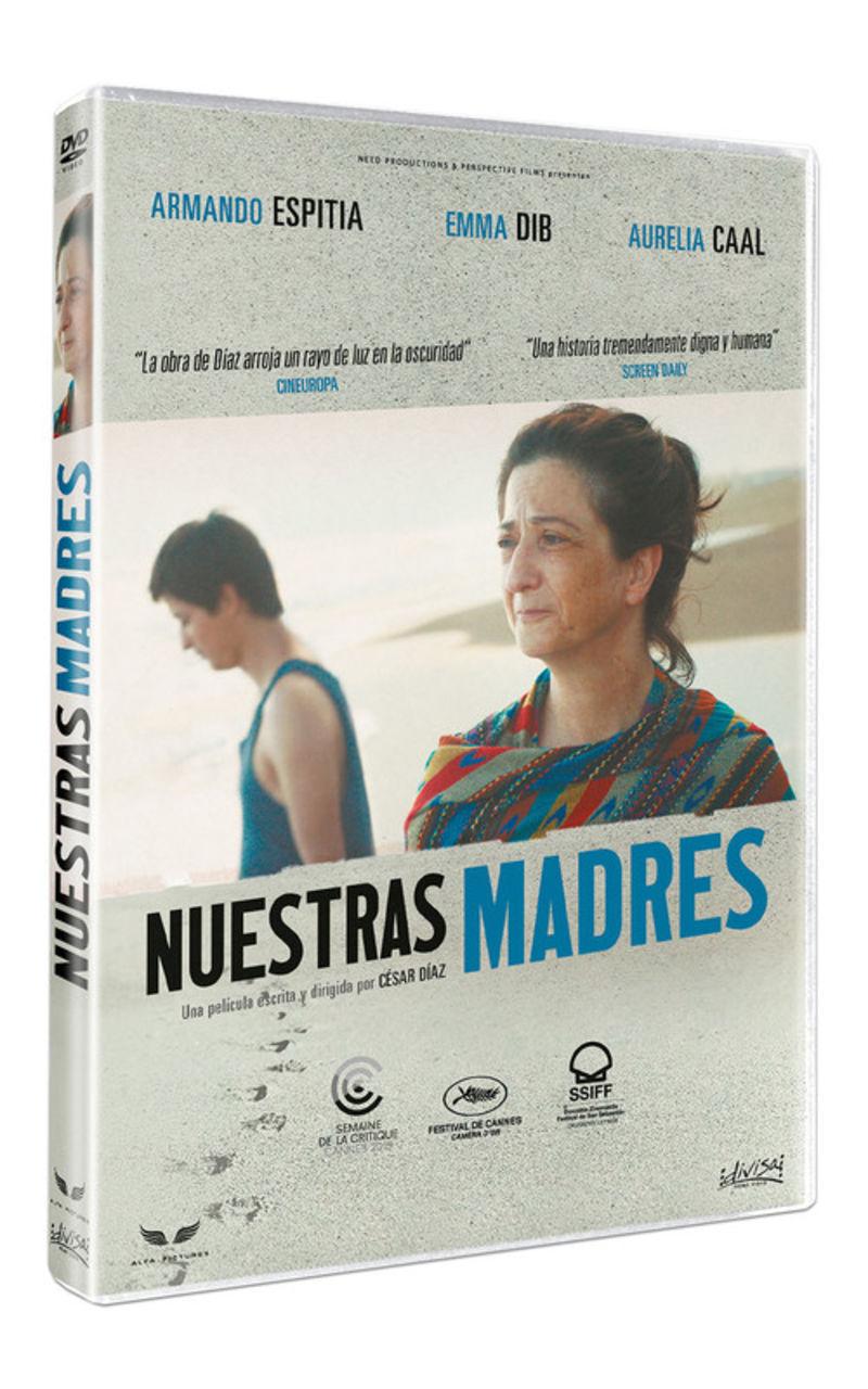 NUESTRAS MADRES (DVD) * VICTOR MOREIRA