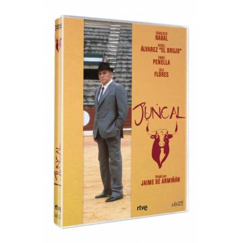 JUNCAL (DVD) * FRANCISCO RABAL
