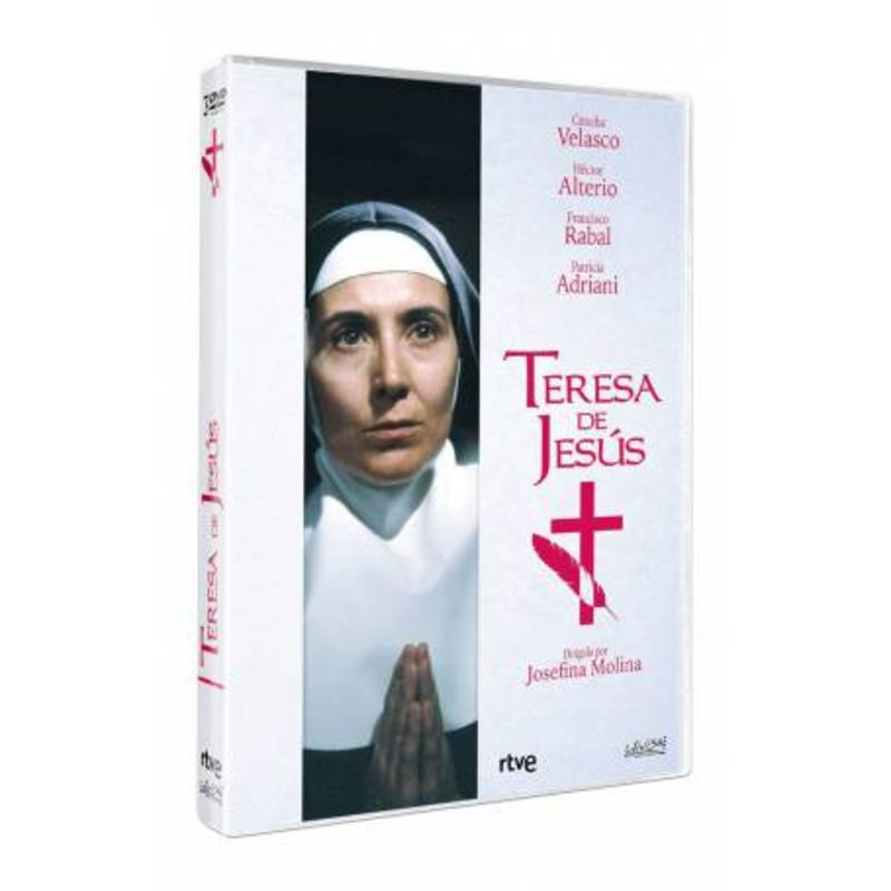 TERESA DE JESUS (DVD) * CONCHA VELASCO