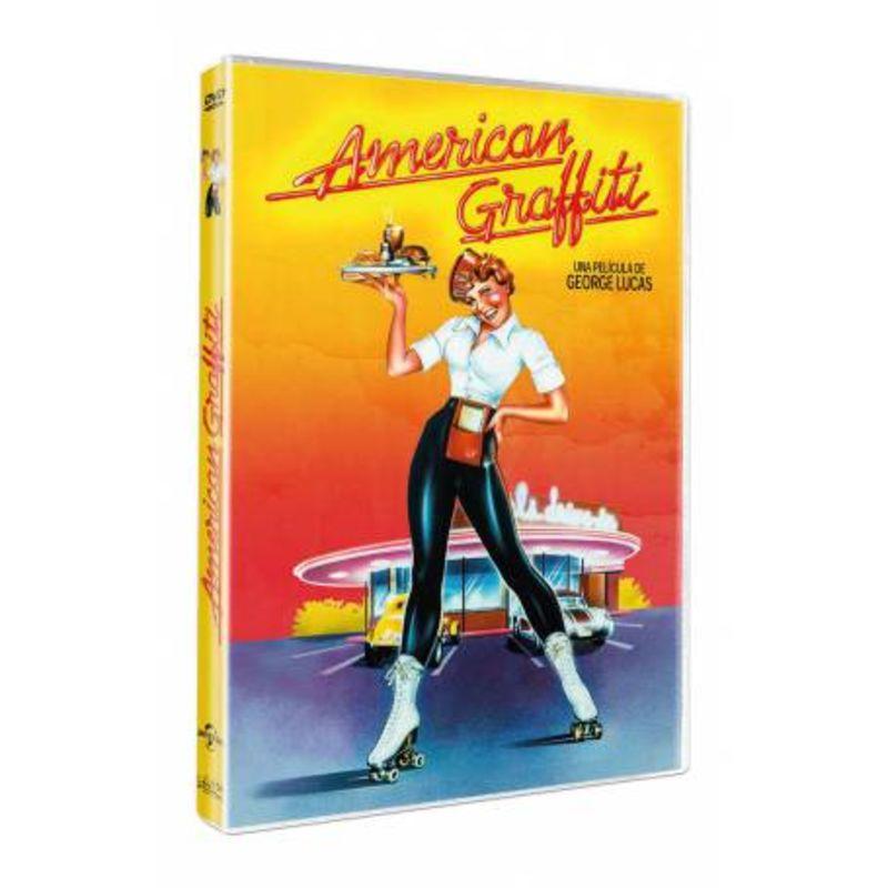 AMERICAN GRAFFITI (DVD) * RICHARD DREYFUSS