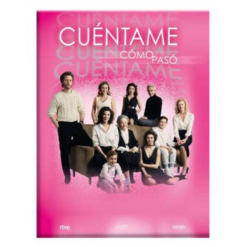 CUENTAME COMO PASO VOL.9, TEMPORADA 19-20) (14 DVD + LIBRO)