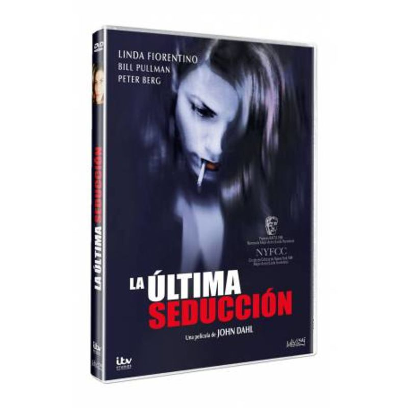 LA ULTIMA SEDUCCION (DVD)