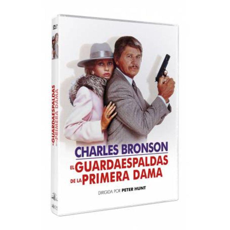 EL GUARDAESPALDAS DE LA PRIMERA DAMA (DVD) * CHARLES BRONSON