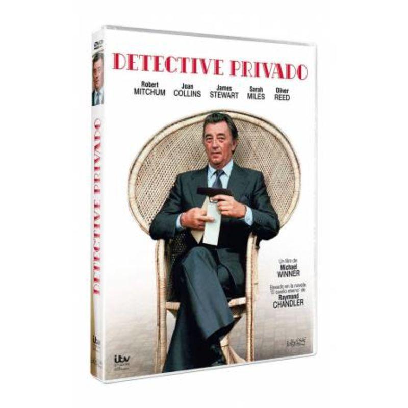DETECTIVE PRIVADO (DVD) * ROBERT MITCHUM