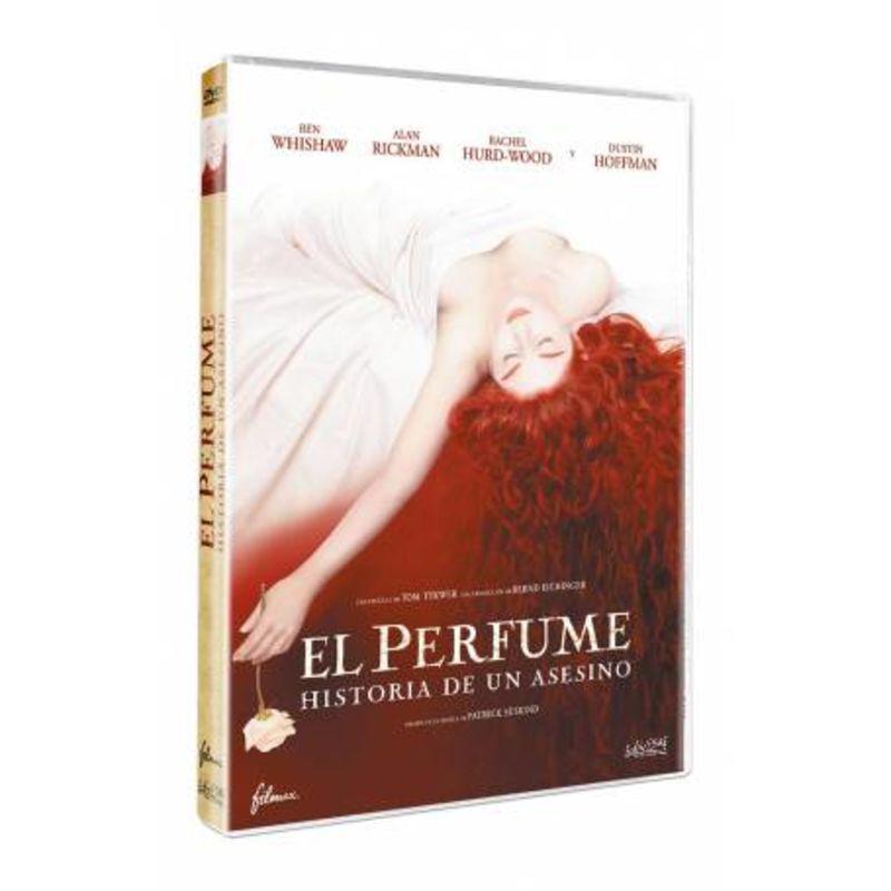 EL PERFUME, HISTORIA DE UN ASESINO (DVD)