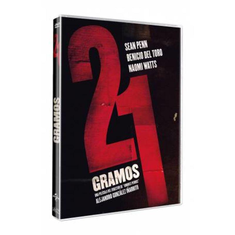 21 GRAMOS (DVD) * SEAN PENN / BENICIO DEL TORO